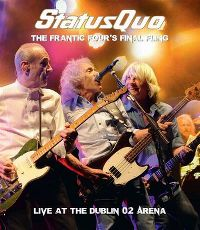 Cover Status Quo - The Frantic Four's Final Fling - Live At Dublin O² Arena [DVD]